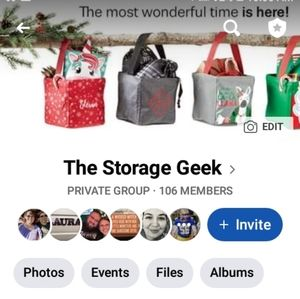 Thirty-one group The Storage Geek